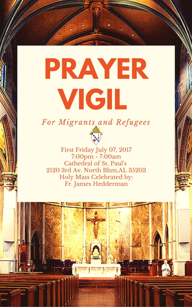 Prayer Vigil