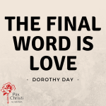 Final word is love